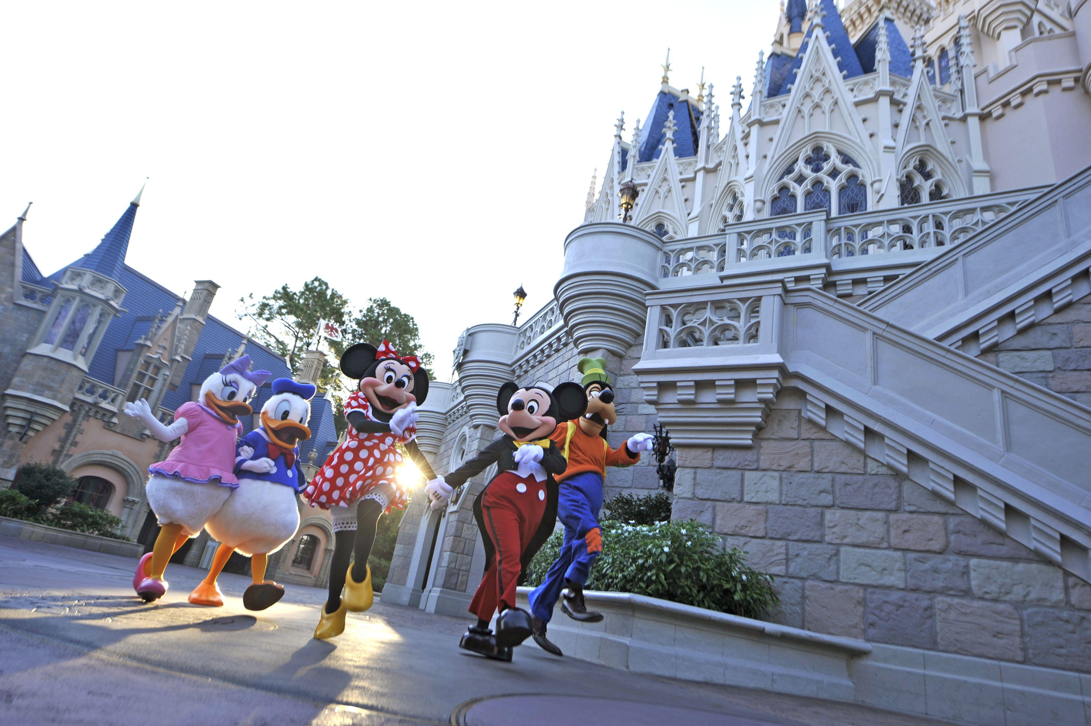 2 - Day ticket Magic Kingdom Walt Disney World Orlando