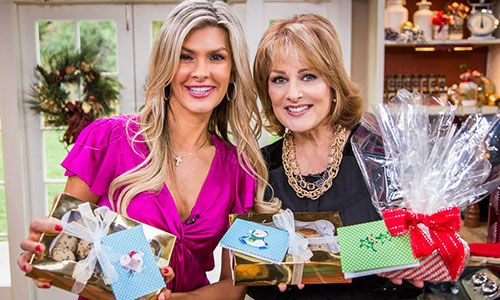 #CountdowntoChristmas Recipes - Christine Avanti's Healthy Holiday Treats | Hallmark Channel