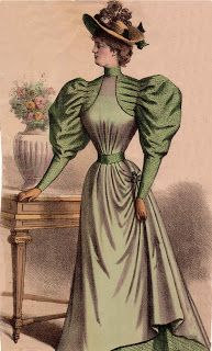 Clearly Vintage: women