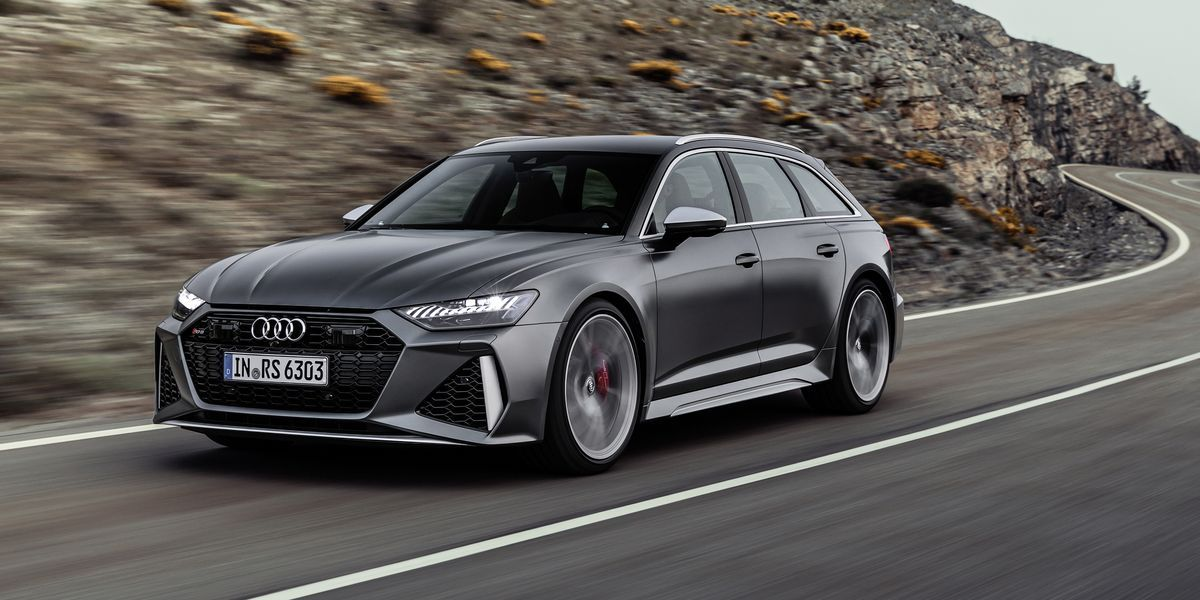 Check Out This Epic Commercial For The Eagerly Awaited Audi Rs6 Avant Audi Rs6 Porsche Panamera Turbo Audi Rs