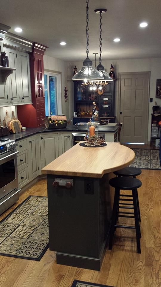 kitchen by Design Solutions, Inc. | country/primitive kitchens ...
