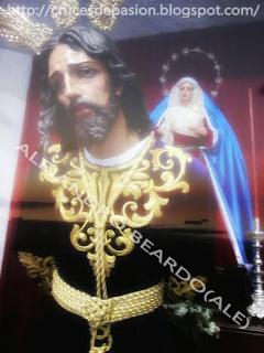 Cruces de Pasión: San Fernando(Cádiz).Montajes de Jesús del Prendimi...