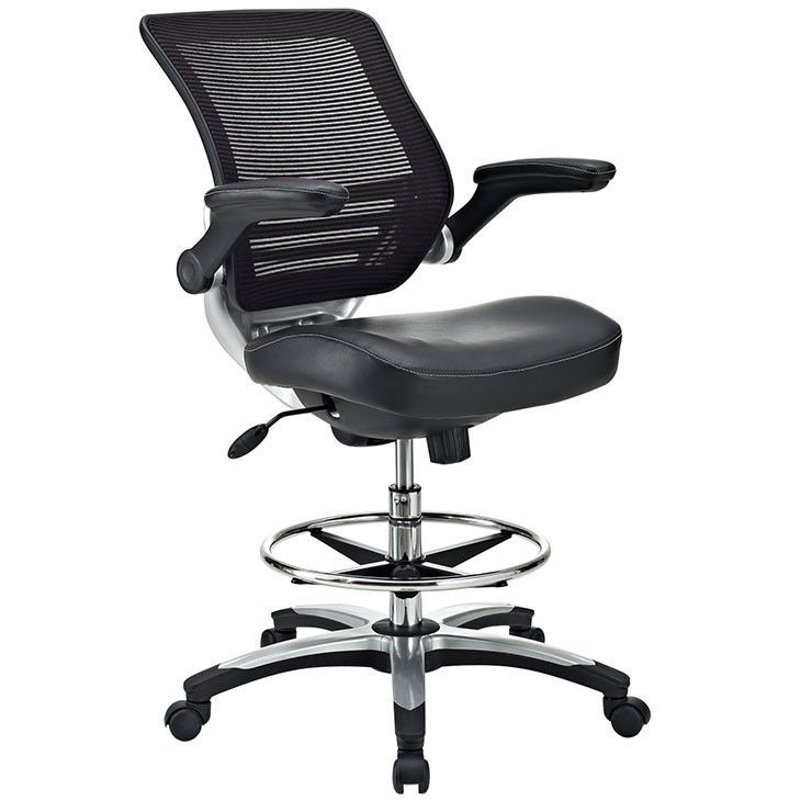 Edge drafting stool drafting chair office chair