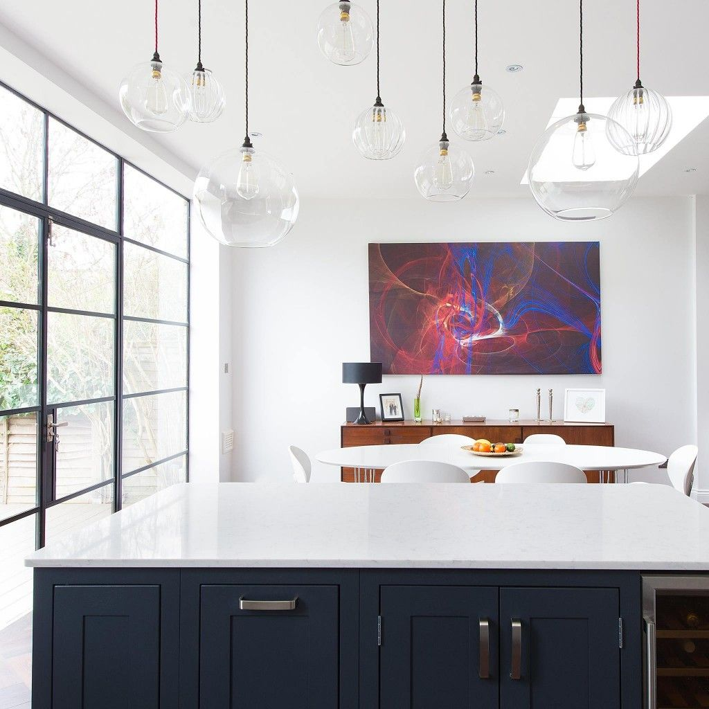 See recently completed Darker Shaker Kitchens completed by The ...