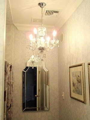 DIY by Design: Powder Room - Before and After