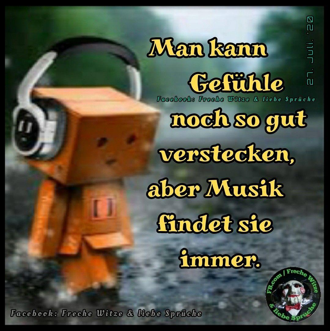 Facebook: Freche Witze & liebe Sprüche #musik #spruch #