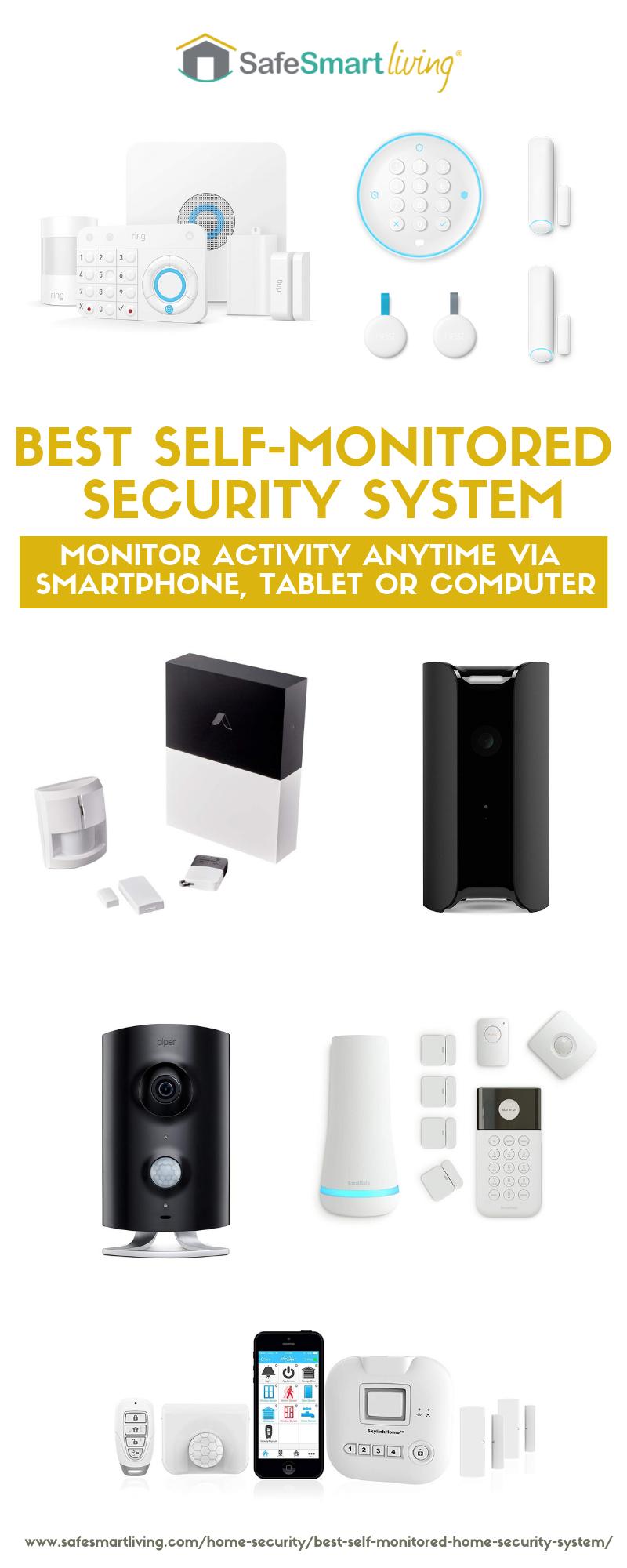 Abode Vs Simplisafe Vs Ring Vs Nest Secure Vs Canary Vs Ismartalarm Etc Best Home Security System Wireless Home Security Systems Diy Security System