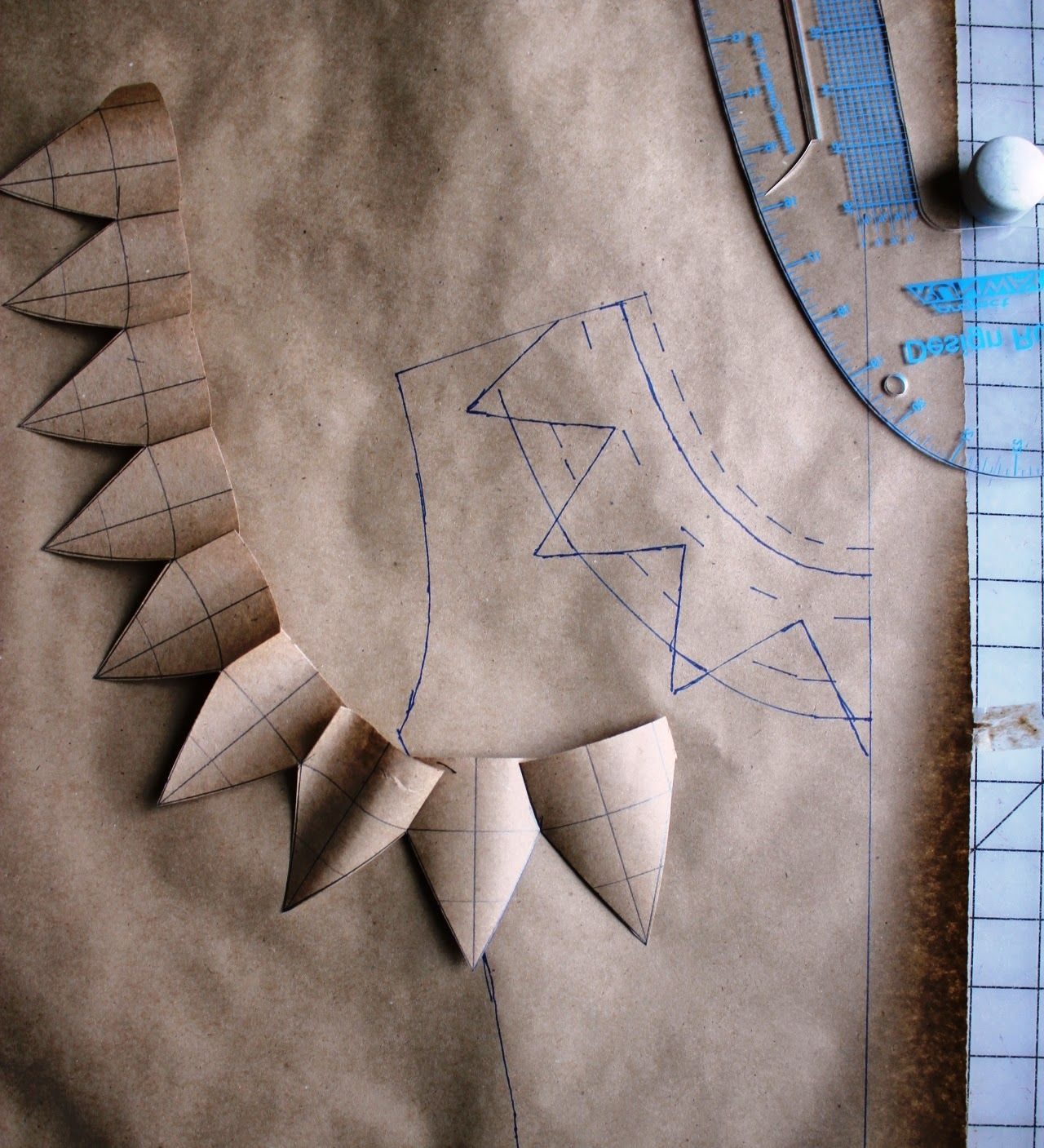 Sew Melodic : Planning and Patterning a Custom Dress