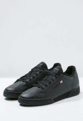 Reebok Classic Npc Ii Tenisowki I Trampki Black Zalando Pl Reebok Classic Reebok Black Sneaker