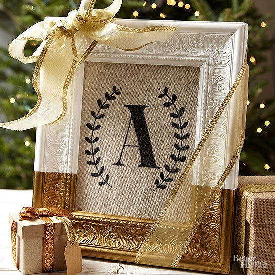 Homemade personalized gifts for christmas