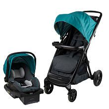 Evenflo Lux24 Travel System With Litemax 35 Infant Carseat