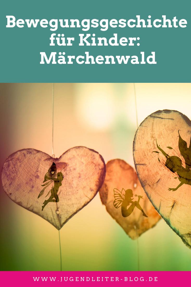 Photo of Bewegungsgeschichte für Kinder: Der Traum vom Märchenwald