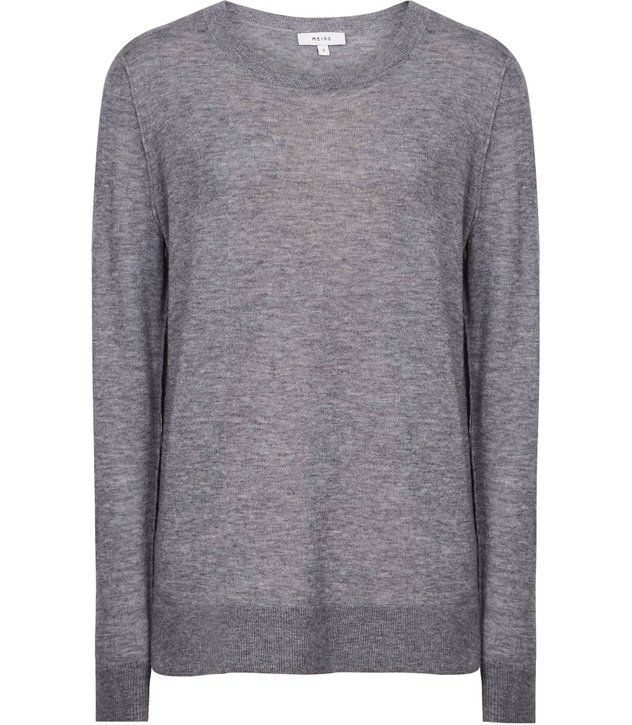 REISS - MAYA CREW NECK JUMPER | Clothes for women, Jumpers