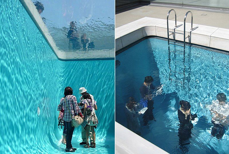 Fake Swimming Pool Concept. Iu0027m So Twisted Iu0027d Be The One ...