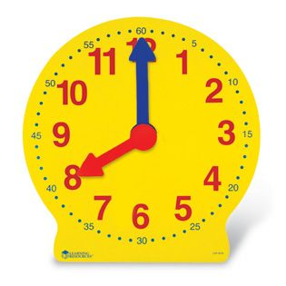 Geared Learning Clock | Shops, Math manipulatives and Clock