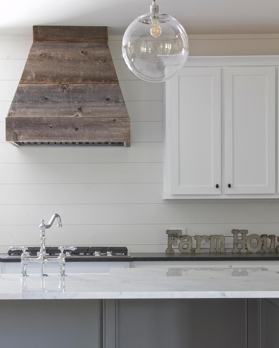 - Big And Small Ways To Add Country Charm On A Budget. Shiplap On