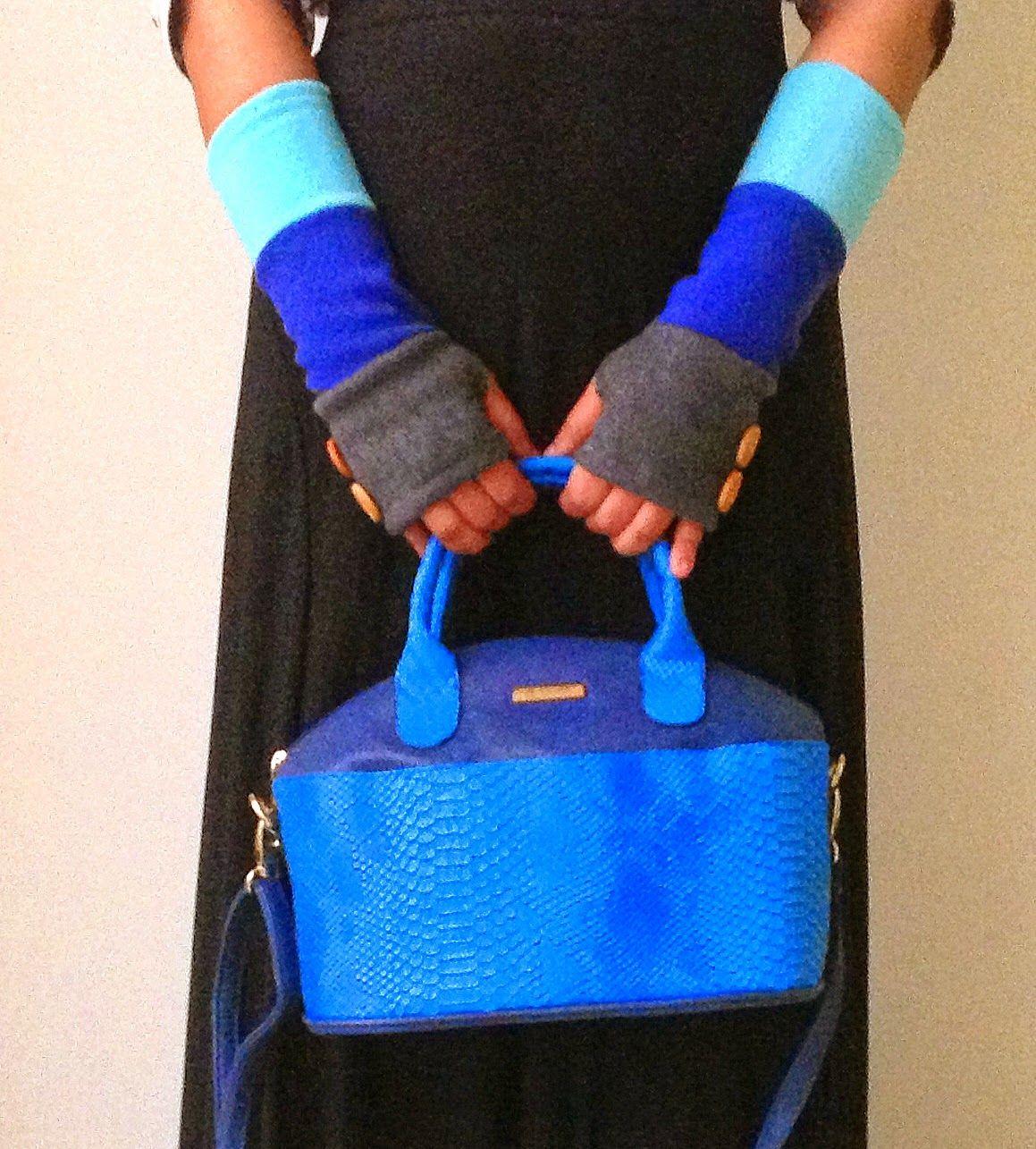 Fingerless Gloves Sewing Pattern Simple Inspiration Design