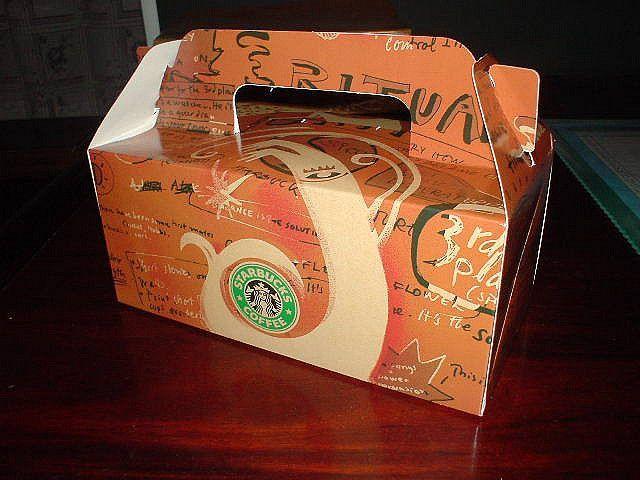 starbucks cake package #starbuckscake starbucks cake package #starbuckscake