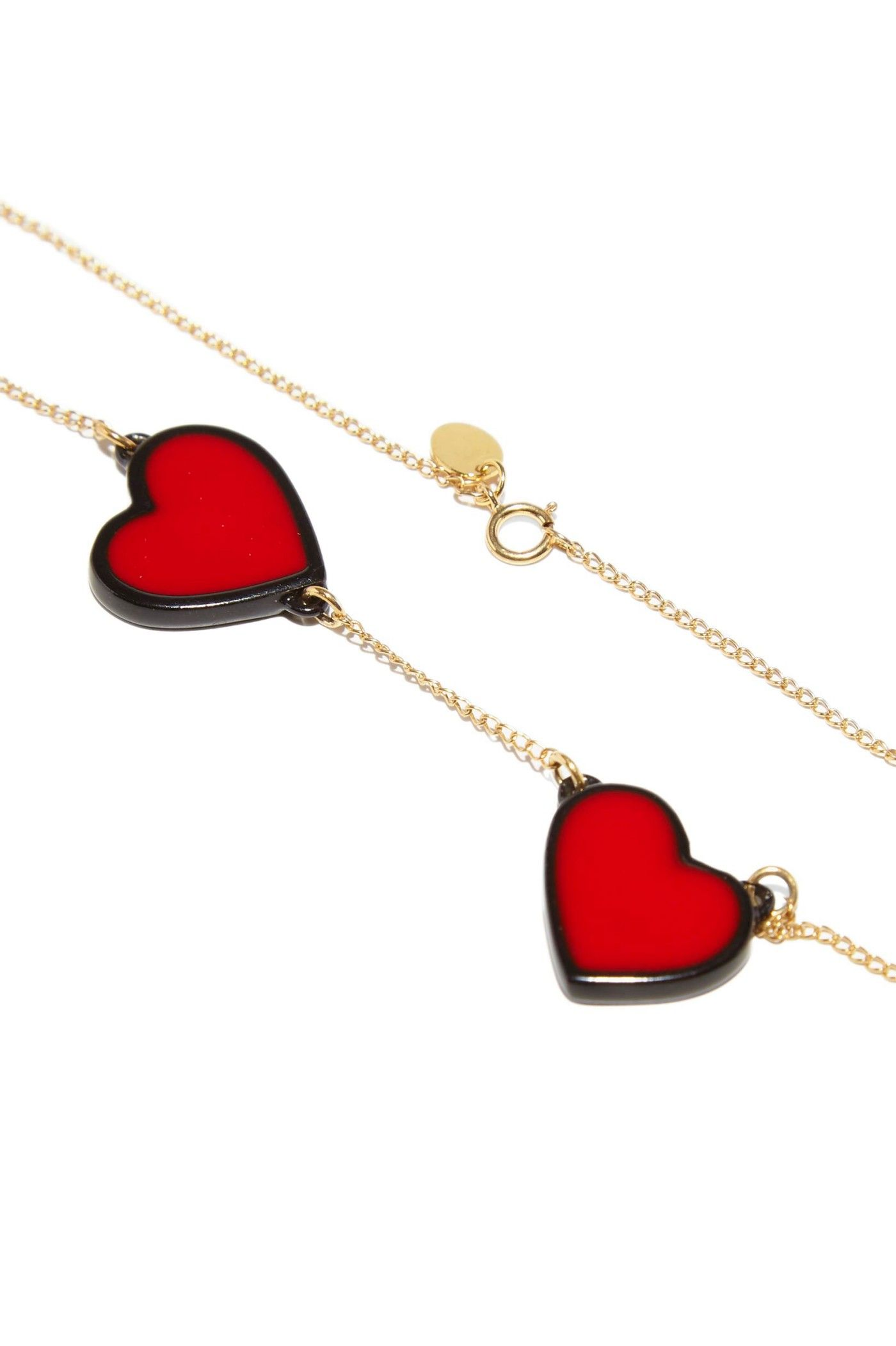 Amy Winehouse Heart Necklace | Amy Winehouse for Fred Perry ...