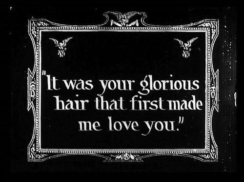 gotta love a man with glorious hair