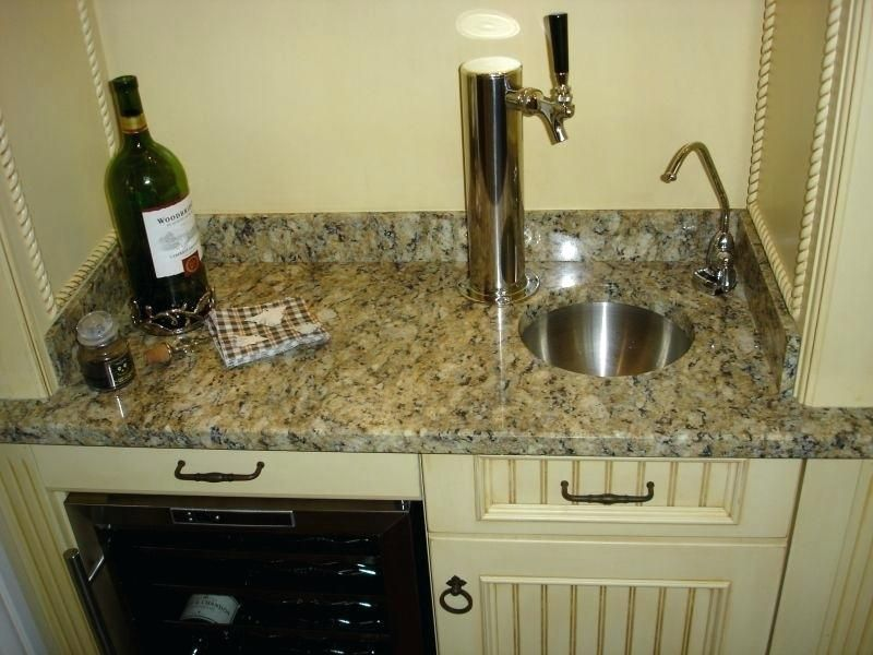 Stone Top Bar Cabinet And Sink Sink Cabinet Dining Room Bar Cabinet Bar Sink