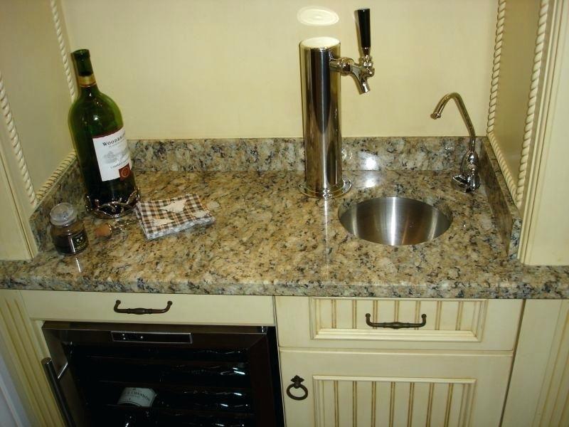 wet bar cabinets bar sink