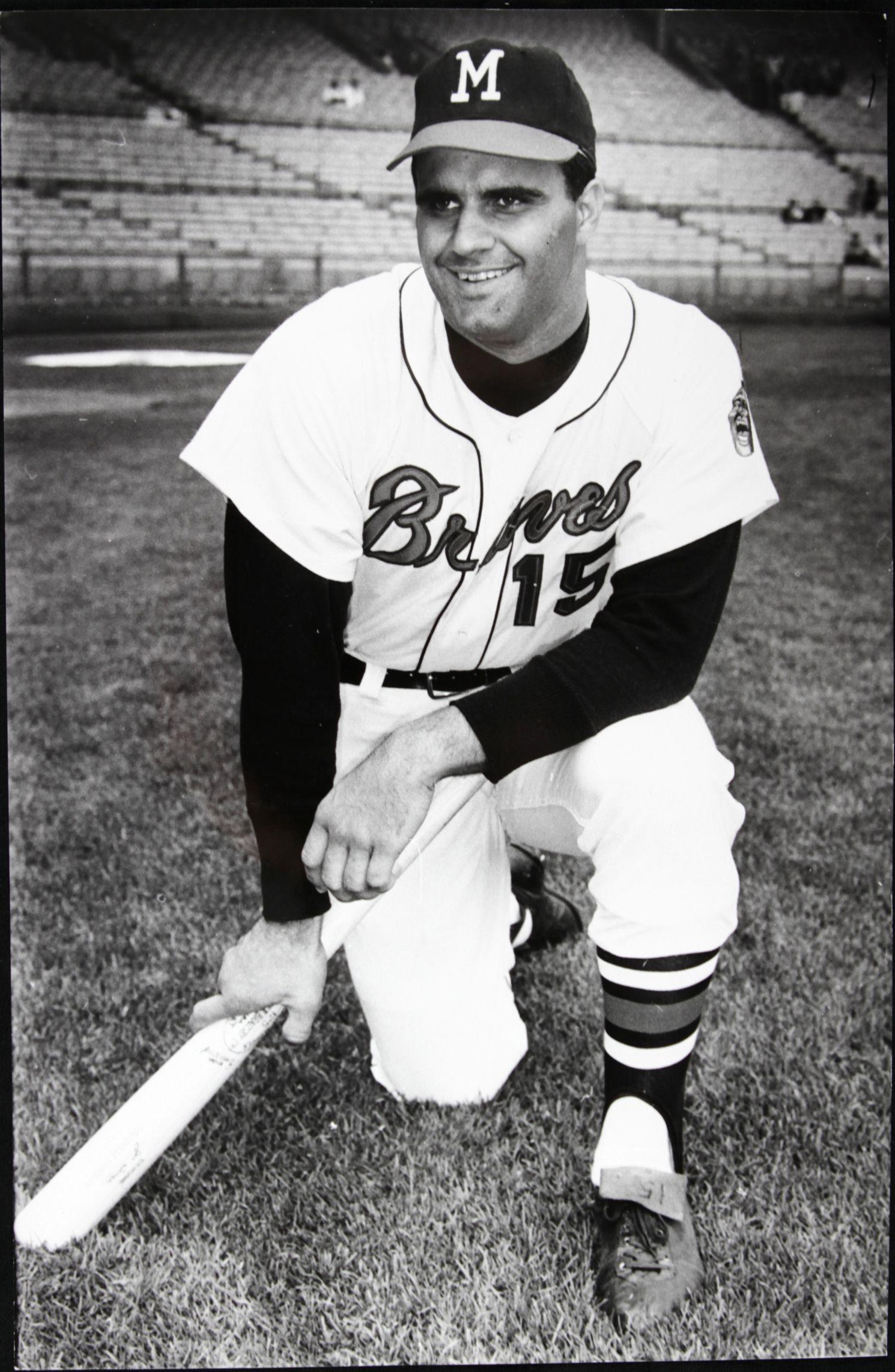 Joe Torre Braves Baseball Atlanta Braves Baseball Mlb Braves