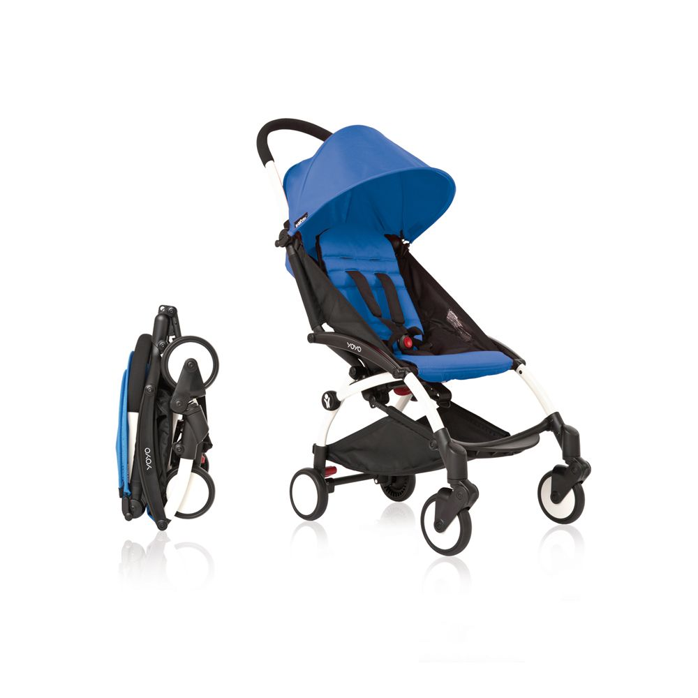 For the BABYZEN YOYO lightweight stroller, the sky is not the limit ...