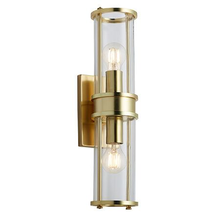 Pin On Bathroom Sconces Gold