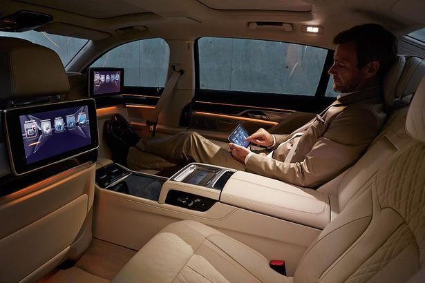 2016 Bmw 7 Series Raises The Bar Full Specs Videos With Images