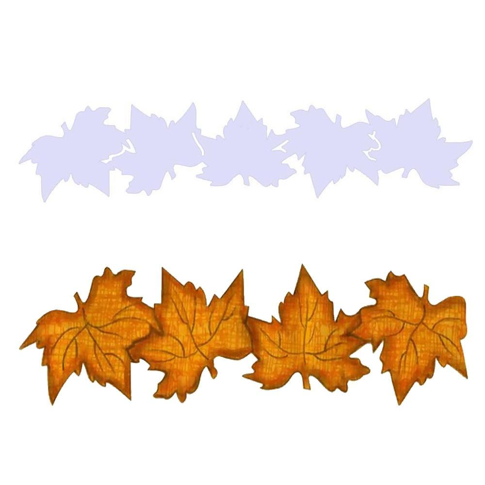 Enfeite De Outono ~ Régua Barrado Enfeites Isamara Custódio [folhas de Outono] Vitrine do Artesanato