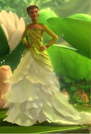Queen Tara's Dress Disney dream portrait, Non disney