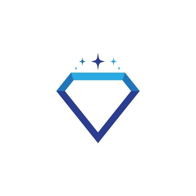 Diamant Logo Modele Vecteur Icone Illustration Design Gratuit Logo Design Modele Le Logo Dicones Icones De Diamant Icones De Modele Png Et Vecteur Pour Telec Dizajn Illyustracij Dizajn Logotipov Banner