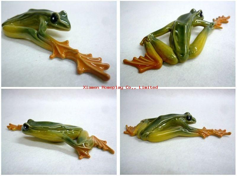 Ceramic Tree Frog