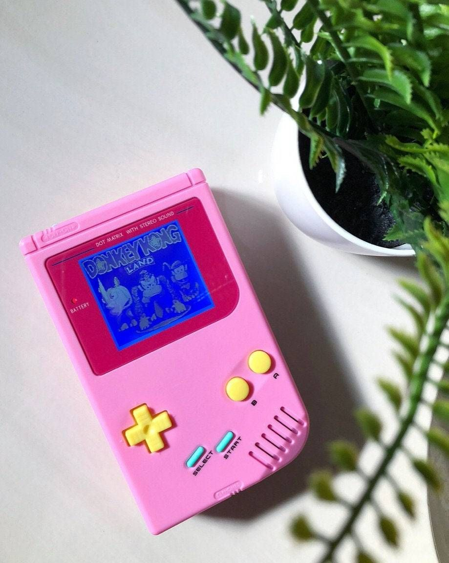 Pastel Gameboys made by SoreThumbsMods -