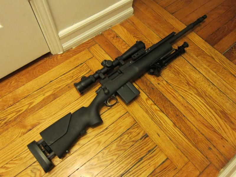m24a2 sniper rifle - photo #2