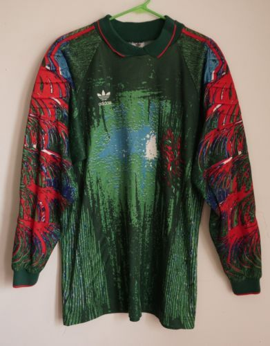 vintage-90s-ADIDAS-GOALKEEPERS-JERSEY-XL-Made-in-USA-football-soccer-shirt -RARE ff3863414