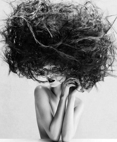 Heloise Guerin by Victor Demarchelier