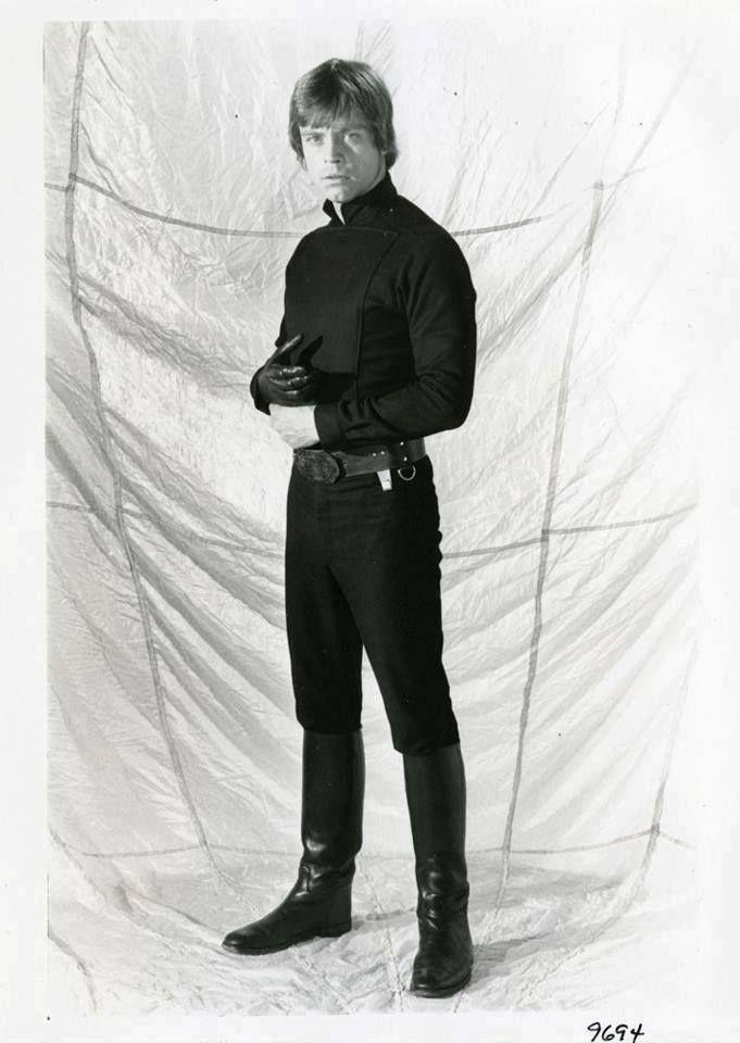 luke skywalker black costume diy Google Search | to draw