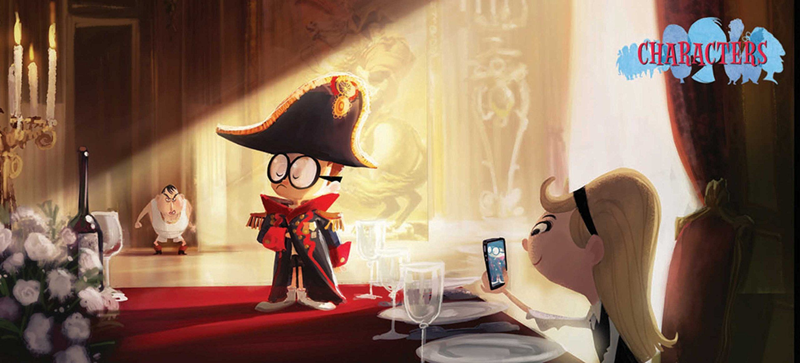 Pin by Pamela Yeung on Peabody and Sherman Good animated
