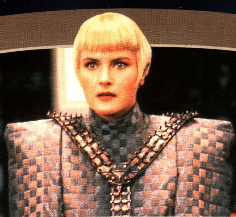 Tasha Yar - AKA Denise Crosby - | Star Trek ®....#{T.R.L ...