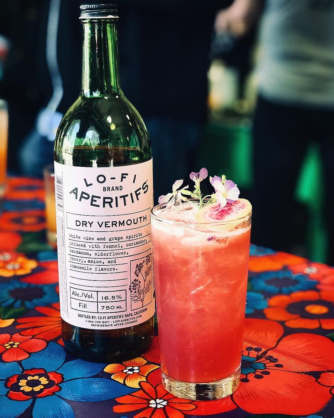 Pin By Lo Fi Aperitifs On Lo Fi Dry Vermouth Grape Spirit Flavors Aperitif