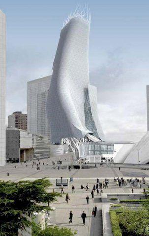 La tour phare y otros rascacielos arquitectura r for Arquitectura parametrica pdf