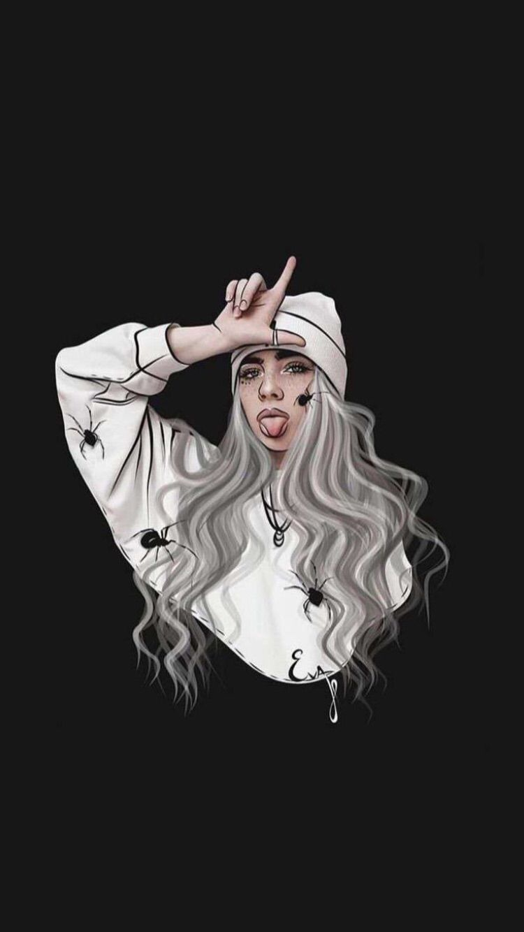 Billie Eilish Queeeeen Billie Billie Eilish Cute Wallpapers