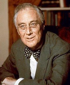 Franklin Delano Roosevelt 32nd From 1933 1945 Franklin