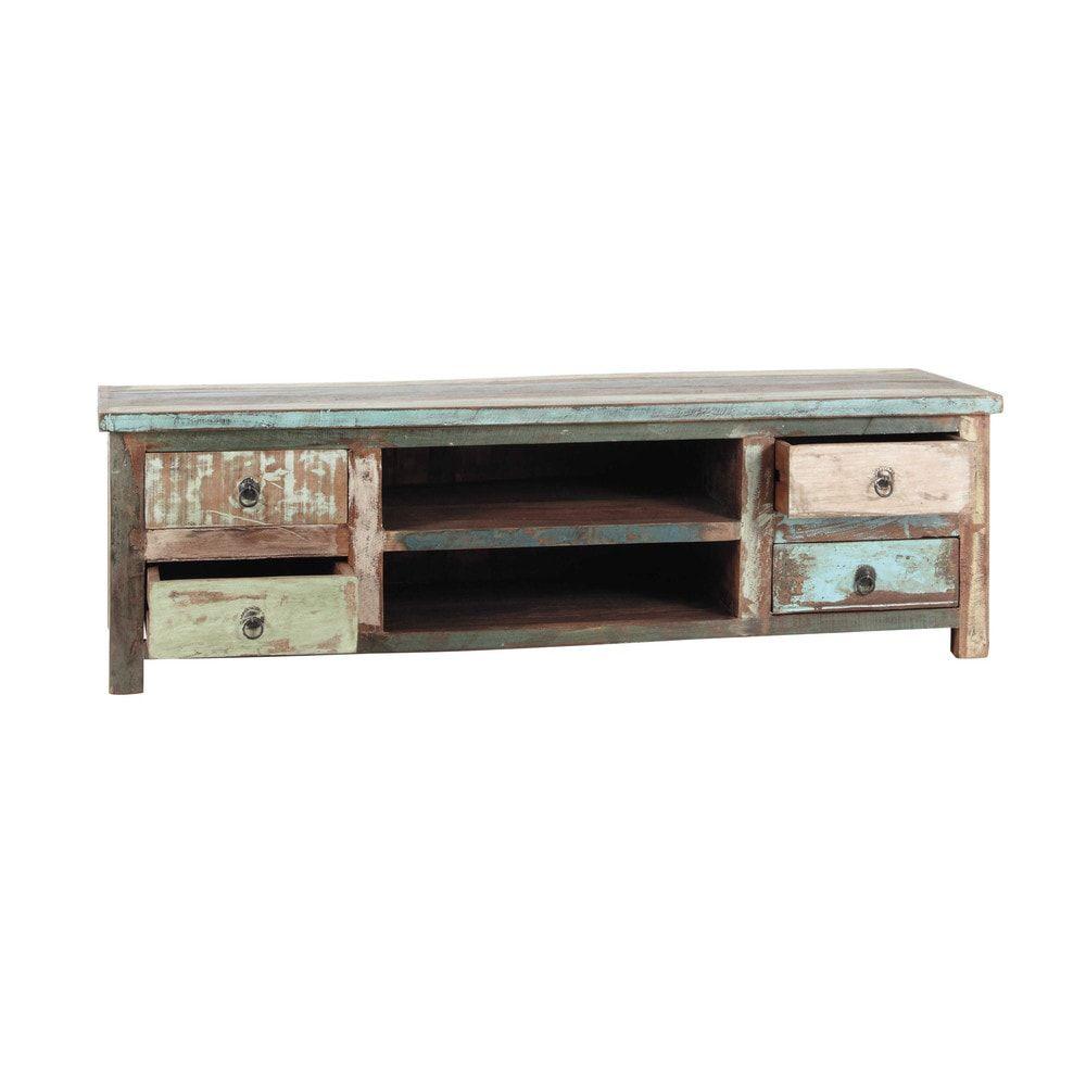 Meuble Tv Woodman - Meuble Tv En Bois Recycl Effet Vieilli L 140 Cm Calanque [mjhdah]https://www.zendart-design.fr/18802-thickbox_zoom/meuble-tele-kopenhaguen-woodman.jpg