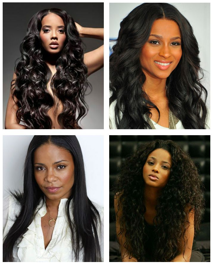 Celebrity Weaves Her Hair Is Laid Pinterest African