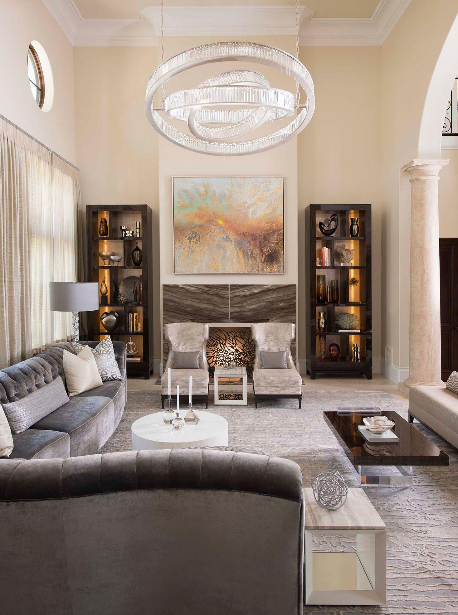 Living Rooms Design Interiors Dallasdesigngroup Best