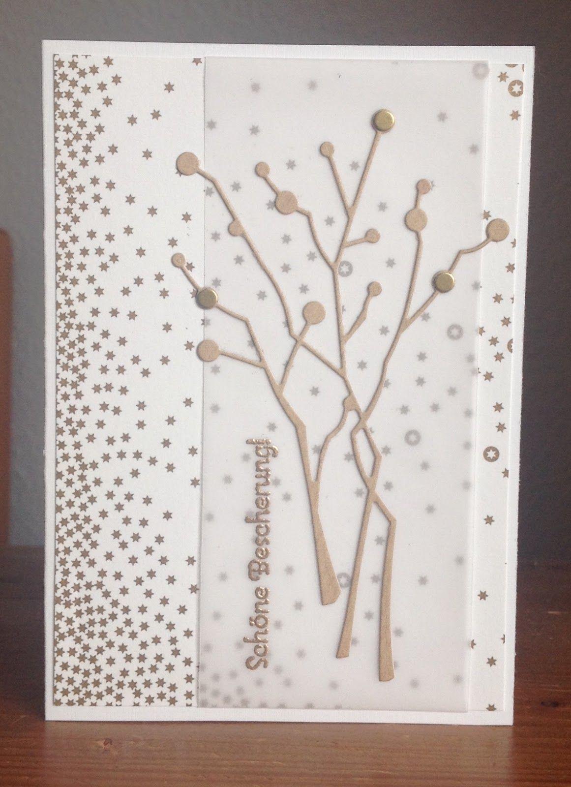 Weihnachtskarte papier alexandra renke schriftstempel su meine weihnachtskarten pinterest - Pinterest weihnachtskarten ...