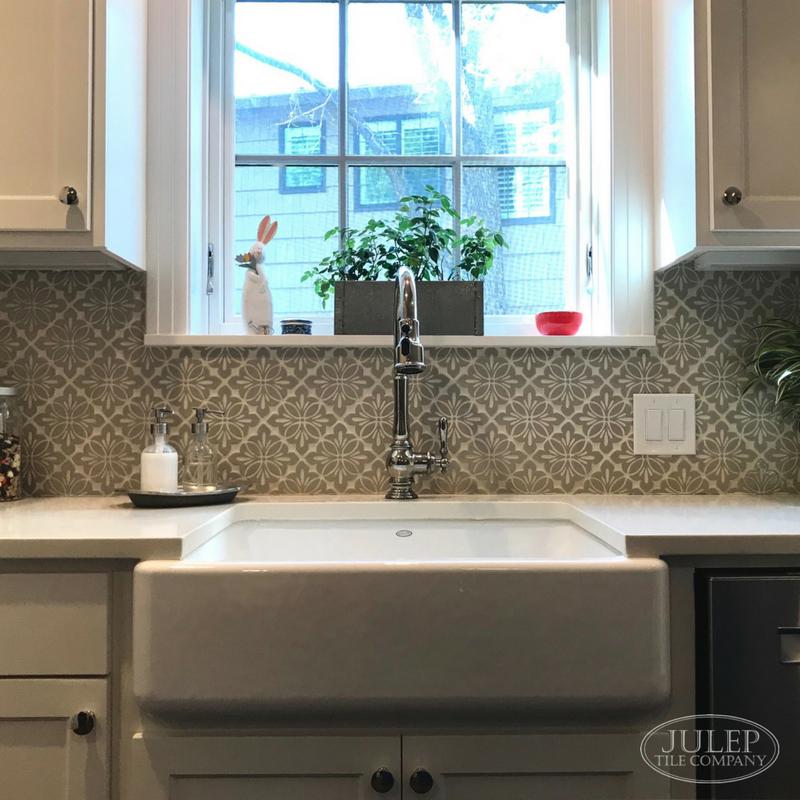 Vintage Modern Kitchen With Cobham Handmade Tile Vintage Modern Kitchen Kitchen Remodel Cost Kitchen Renovation